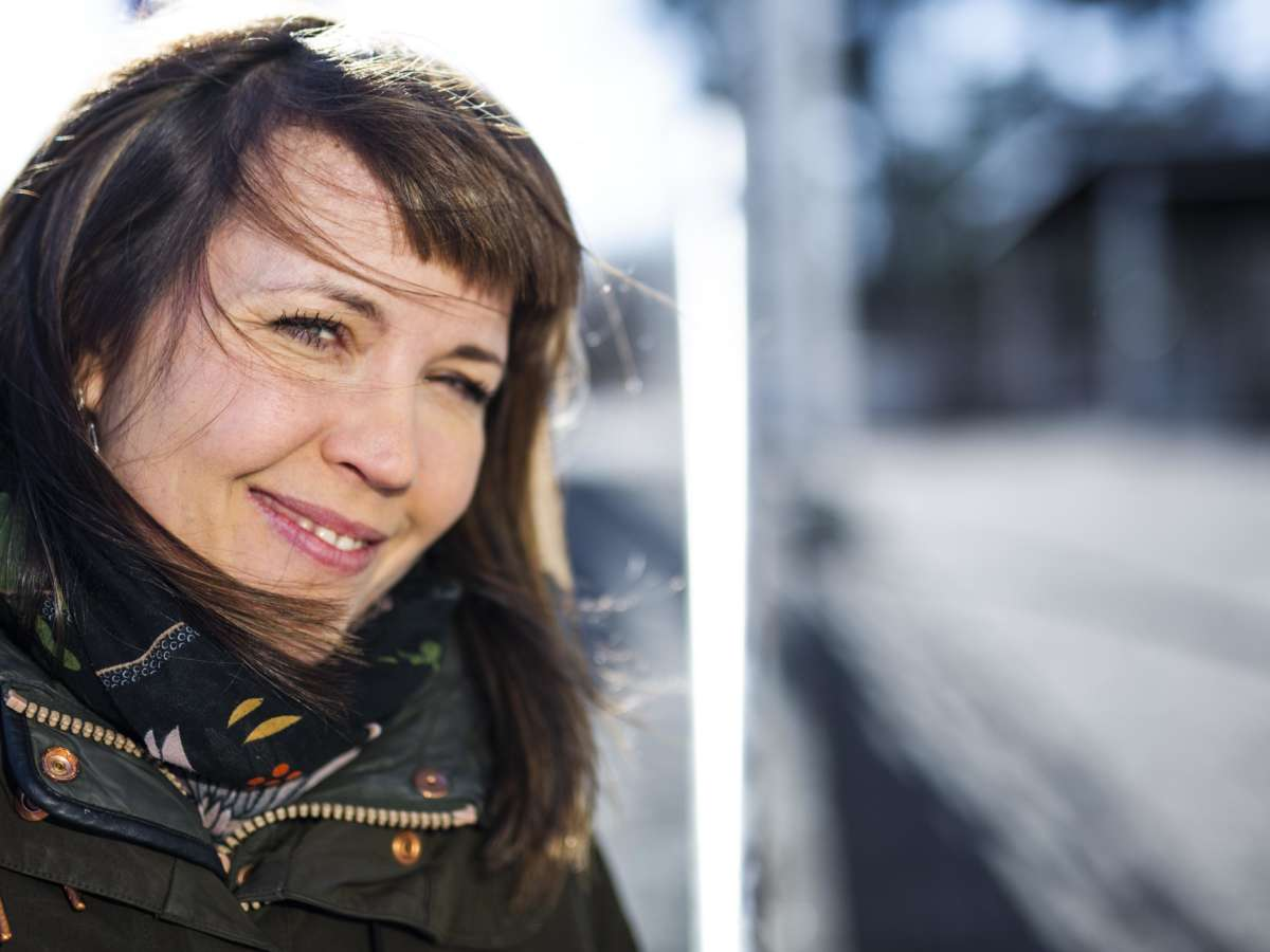 Julia Korkman.